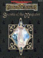 FOR13 Secrets of the Magister (2e)