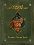 Dungeon Master Guide, Revised (2e)