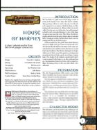 House of the Harpies (3.0)