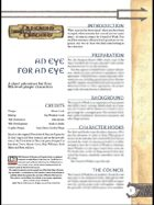 An Eye for an Eye (3.0)