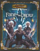 Fantastic Locations: Fane of the Drow (3.5)