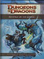 Revenge of the Giants (4e)