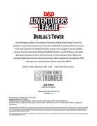 DDAL05-08 Durlag's Tower (5e)
