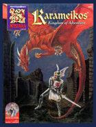 Karameikos: Kingdom of Adventure (2e)
