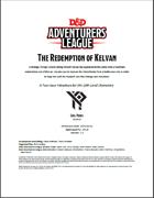 DDAL06-02 The Redemption of Kelvan (5e)
