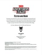 DDAL07-06 Fester and Burn (5e)
