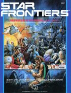 Star Frontiers: Referee's Screen and Mini-Module