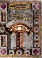 Expanded Psionics Handbook (3.5)