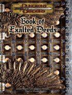 Book of Exalted Deeds (3.5)