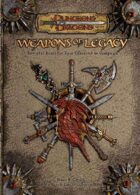 Weapons of Legacy (3.5)