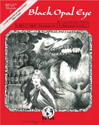 RPGA2: Black Opal Eye (Basic)
