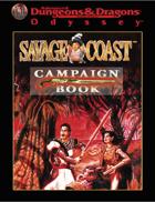 Savage Coast Campaign Book (2e)