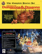 The Complete Starter Set: Advanced Dungeons & Dragons Game 2E