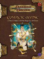Complete Divine (3.5)