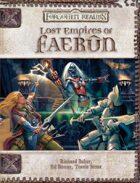 Lost Empires of Faerûn (3.5)