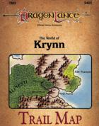 The World of Krynn Trail Map