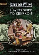 Player's Guide to Eberron (3.5)