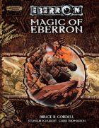 Magic of Eberron (3.5)