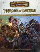 Heroes of Battle (3e)