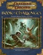 Book of Challenges: Dungeon Rooms, Puzzles, and Traps (3e)