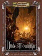 Expedition to Undermountain (3.5)