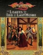 Lost Leaves From the Inn of the Last Home (3.5)