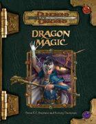 Dragon Magic (3.5)