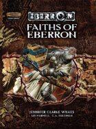 Faiths of Eberron (3.5)