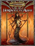 Fiendish Codex I: Hordes of the Abyss (3.5)