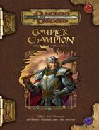 Complete Champion (3.5)