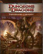 H2 Thunderspire Labyrinth (4e)