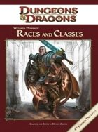Wizards Presents: Races and Classes (4.0)