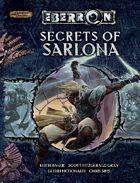 EBERRON: Secrets of Sarlona (3.5)