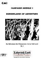 CM1 Borderlands of Adventure