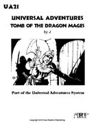 Universal Adventures Tomb of the Dragon Mages