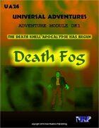 Universal Adventures Adventure Module DK1 Death Fog