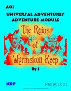 AO1 The Ruins of Wyrmskull Keep