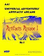 AA1 Artifacts Arcane I