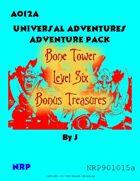 AO12a Bone Tower Bonus Treasures