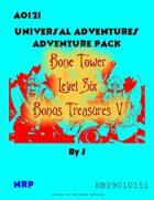 AO12I Bone Tower Bonus Treasures V
