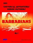 Heroic Histories HH1: Barbarians