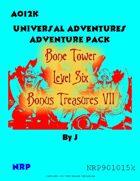 AO12K Bone Tower Bonus Treasures VII