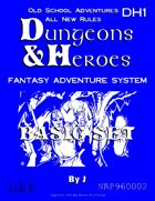 Dungeons & Heroes: Basic Set