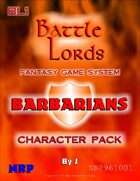 Battle Lords: BL1 Barbarians