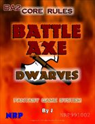 Battle Axe: Dwarves
