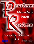 Perilous Realms: Monster Pack