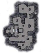 VTT Maps: Cave Rooms