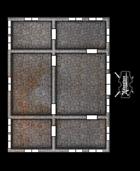 VTT Maps: City House 1 (Ground Floor)