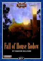 B11: Fall of House Rodow
