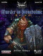 U02: Murder in Stoneholme
